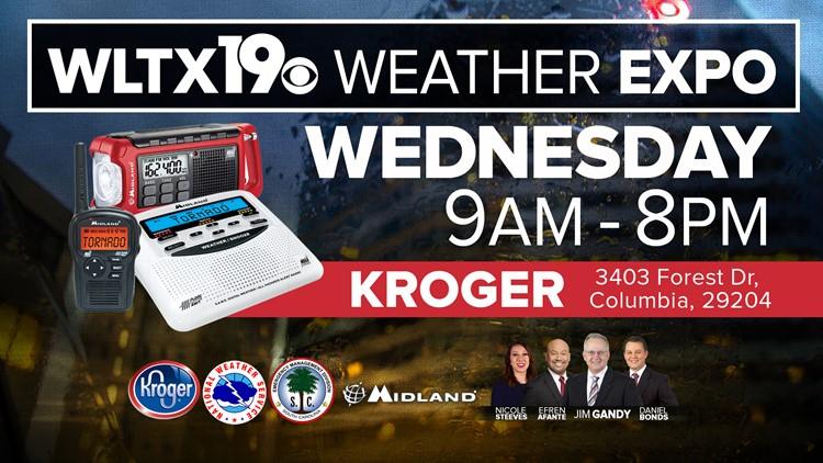 WLTX Weather Expo Today | wltx com