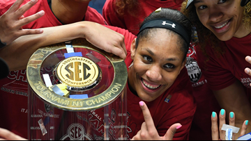 A'ja Wilson Will Hold Her First Youth Basketball Camp In February