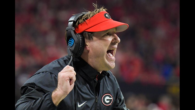 Georgia signs Kirby Smart to new 7-year, $49M deal