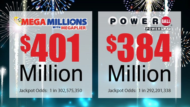 Feeling lucky? Mega Millions, Powerball jackpots continue to rise
