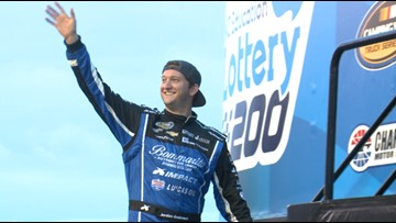 NASCAR driver Jordan Anderson releases statement, charges dropped
