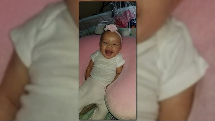 NEWS. Hero officer helps save the life of 2-month-old who stopped breathing