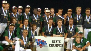 The Silver Foxes Clinch First Baseball State Title
