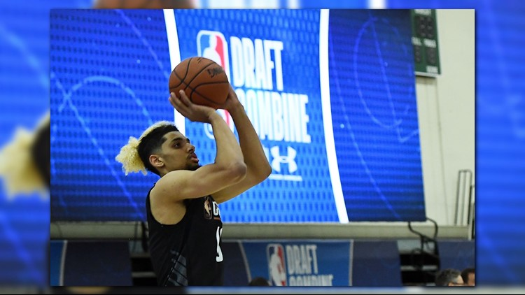 NCAA ineligibility pushes Brian Bowen to remain in NBA Draft