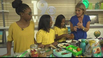 Tips for tackling back-to-school lunches