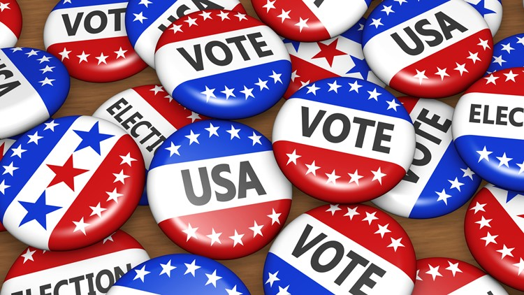 5 states vote in another round of closely watched primaries