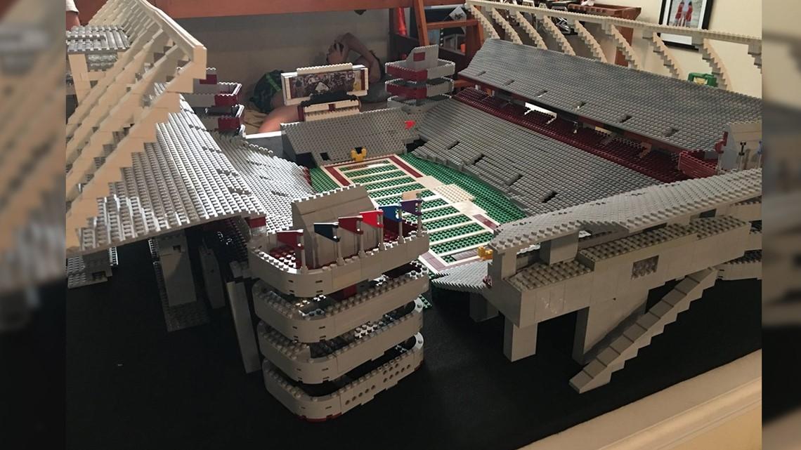 Williams-Brice PHOTOS: Lego wltx.com Stadium |