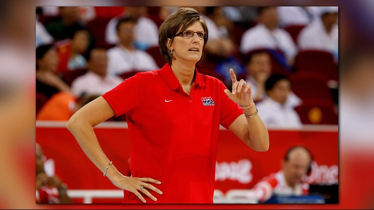 Anne Donovan's resume features championships and titles in the NCAA, WNBA and the Olympics.