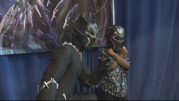 Edventure Transforms into Wakanda for Day