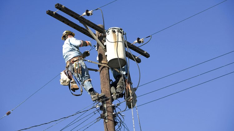 LIST: How to Report Power Outages Throughout South Carolina   wltx com