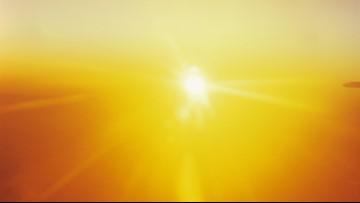 Columbia breaks Fall heat record