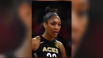 A'ja Wilson Wins  WNBA Rookie Of The Year Award