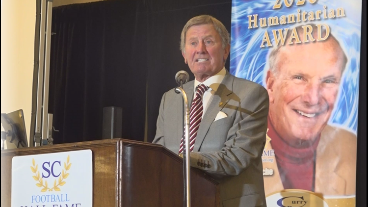 Spurrier looks back on his career in Columbia