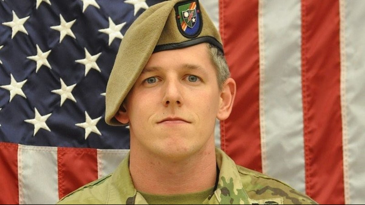 The U.S. Army Ranger was on his fifth deployment