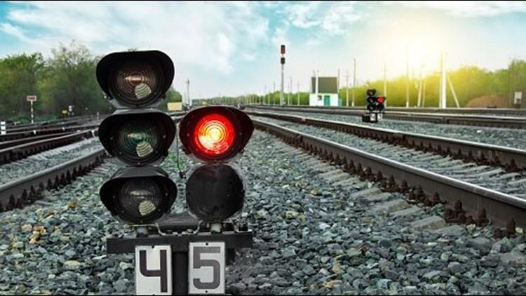 Train Kills NC Woman Whose Wheelchair Gets Stuck on Tracks