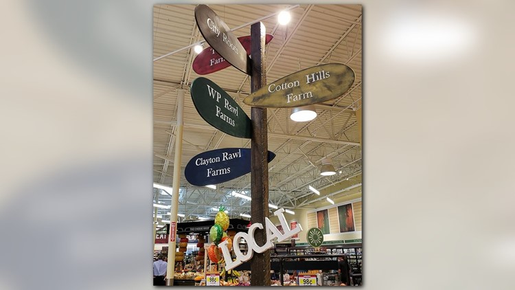 Whats In Store Lowes Foods Opens In Forest Acres Wltx