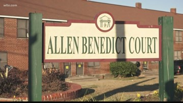 Columbia Housing Authority pleads guilty to code violations at Allen Benedict Court apartments