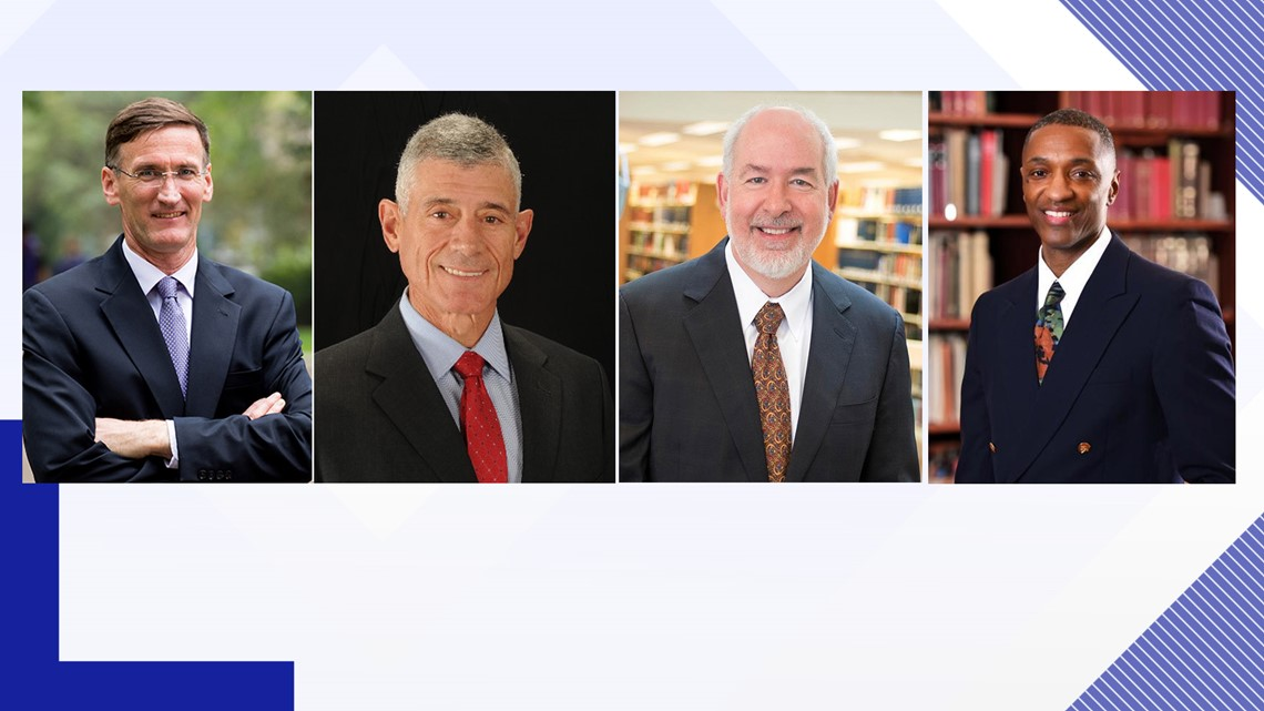 Finalists named to replace USC's President Harris Pastides