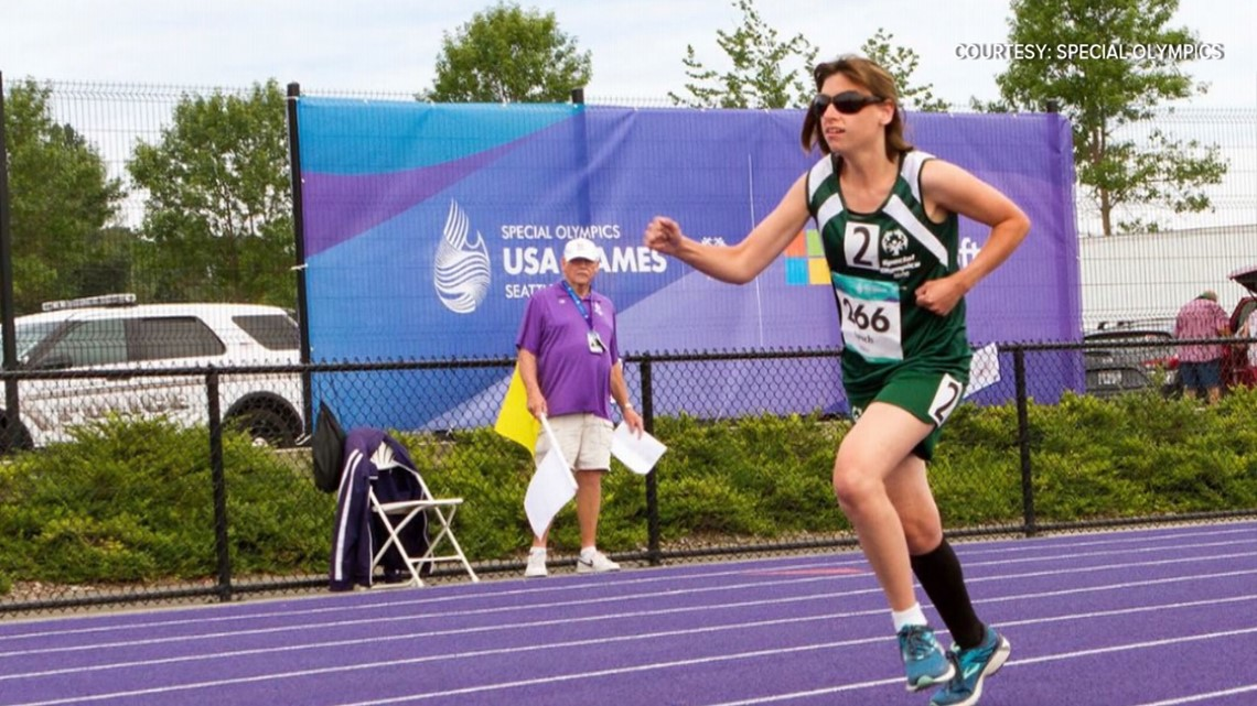 Born a Preemie, Idaho Woman Wins Silver Medal in Special Olympics USA Games