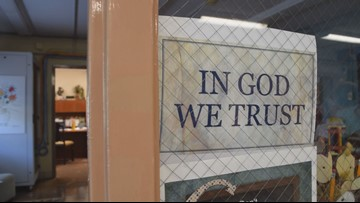Tennessee Public Schools Now Required by Law to Display 'In God We Trust' Motto