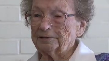 NC Woman Turning 105 Says Faith and Laughter are Secrets to a Long Life