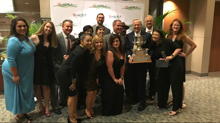 WLTX was named 2018 South Carolina Station of the Year from the South Carolina Broadcasters' Association