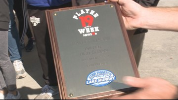 Dreher swimmer is the News19 Player of the Week