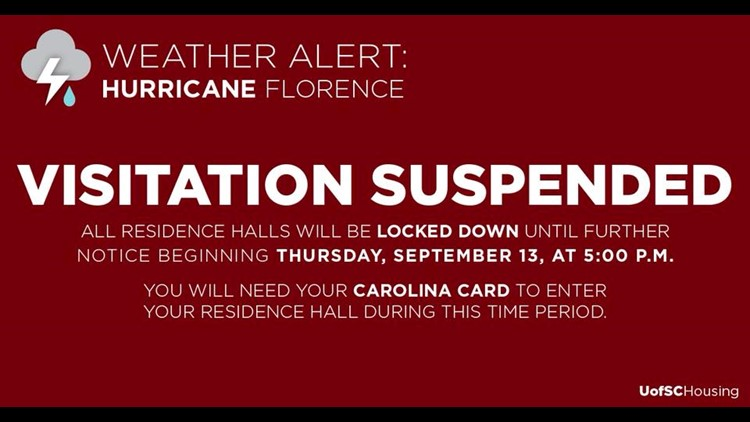 LIVE BLOG: Florence Latest Updates and Video | wltx com