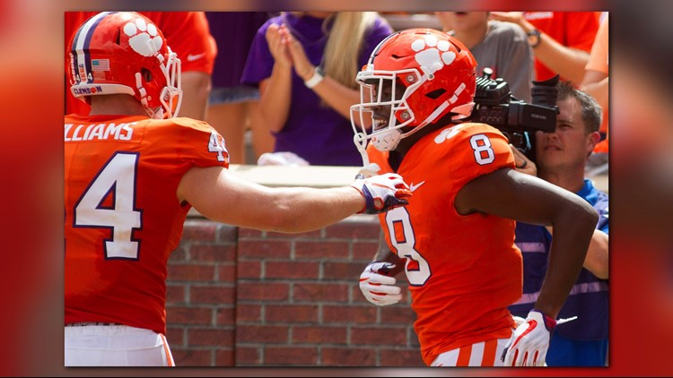 It wasn't a perfect performance but it was more than enough for Clemson in a 38-7 victory over Georgia Southern.