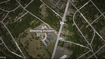 One person injured in afternoon shooting in North Columbia