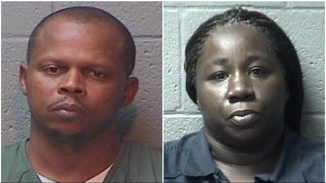 Mom, dad charged after toddler suffered second and third-degree burns, Orangeburg deputies say
