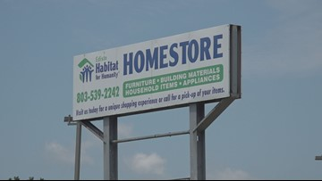 Home store helping families in need