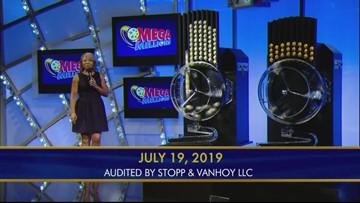 Mega Millions July 19, 2019