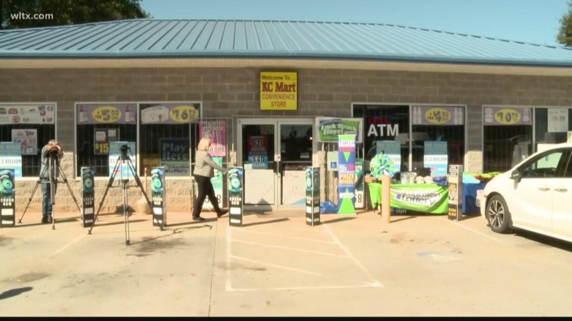 Simpsonville store sells winning ticket