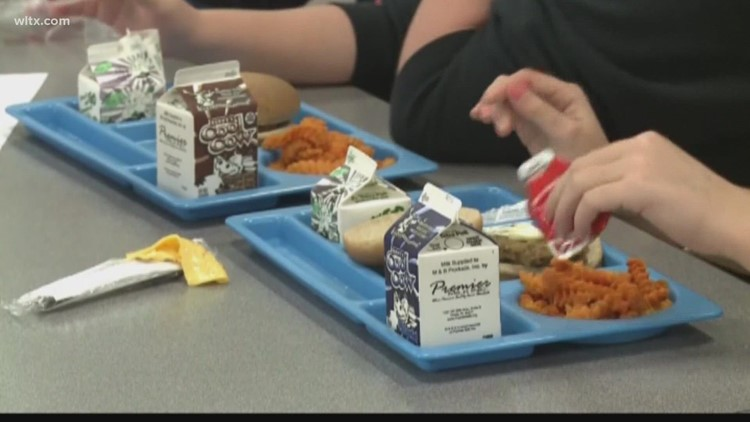 Meals to be free for all students due to federal aid