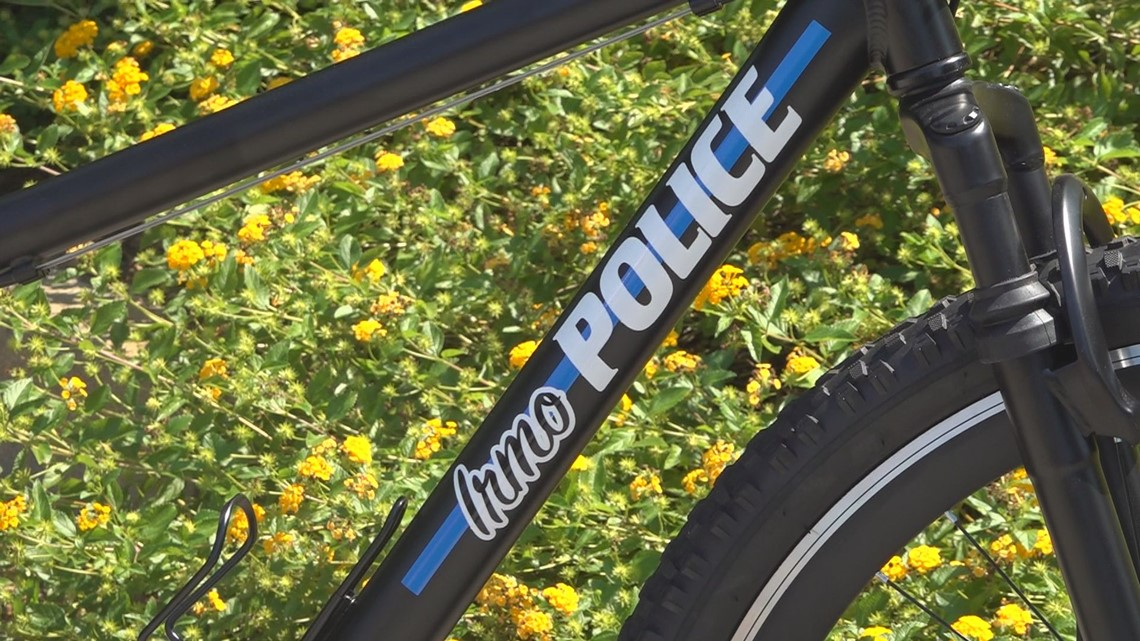 Irmo Police officer works to bring police bike exhibit to Hall of Fame