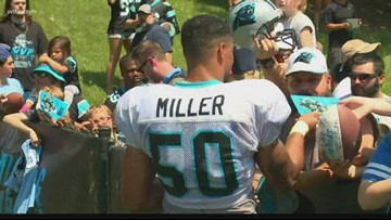 Local Players Highlight Panthers Depth Chart