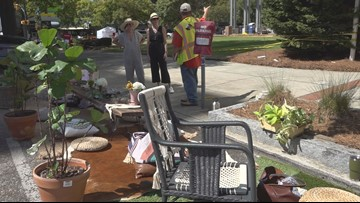 Columbia Park(ing) Day transforms spots into urban open spaces