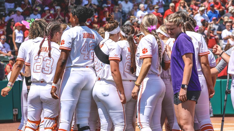 Clemson Softball's first full season ends at Tuscaloosa Regional