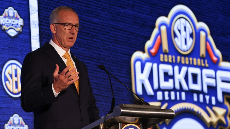 Texas, Oklahoma reportedly want to join the SEC