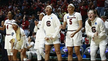 USC reaches Sweet 16 for sixth straight year