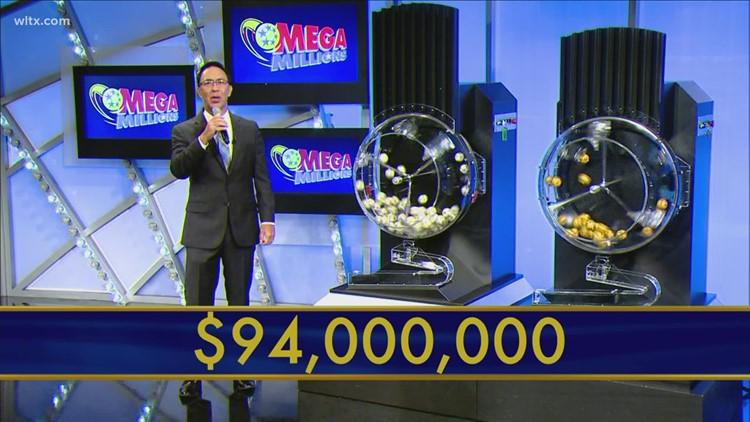 Mega Millions: October 19, 2021
