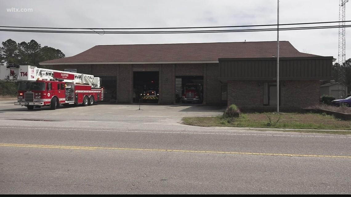Santee gets new fire trucks