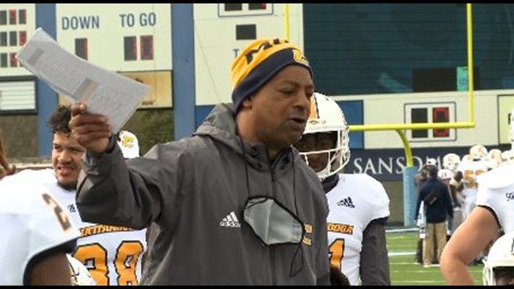 Chattanooga picked to win the Southern Conference