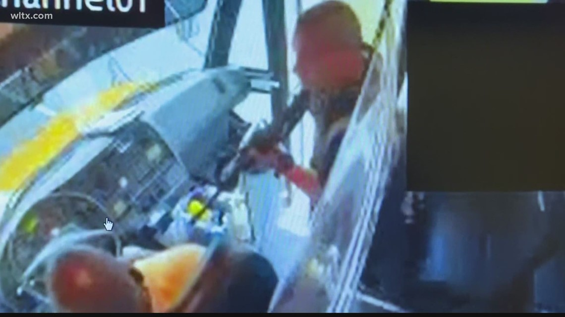 'The worst nightmare for parents': Richland School District Two discusses security following bus hijacking