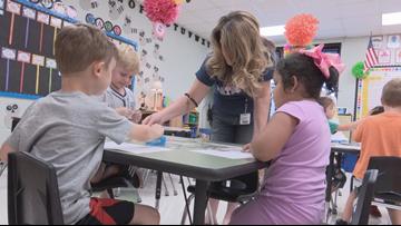 News19 Teacher of the Week: Michelle Morrow