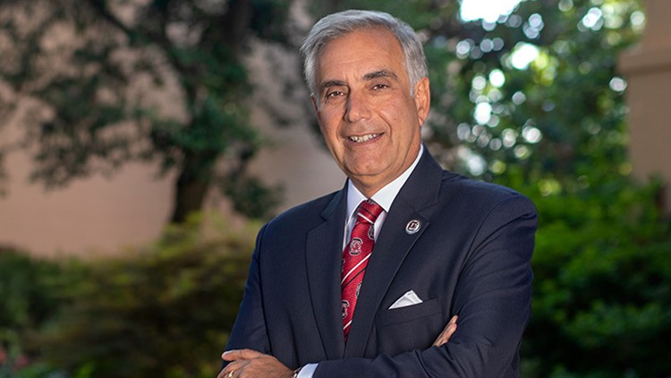 Pastides responds to selection of Caslen as USC president, urges reconciliation