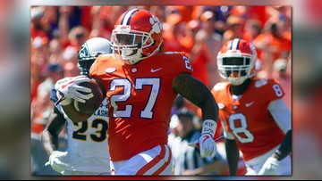Autopsy report on former Clemson running back is released