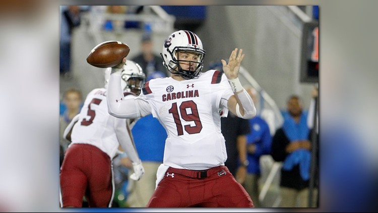 USC quarterback Jake Bentley will be back in the lineup Saturday when the Gamecocks face Texas A&M.