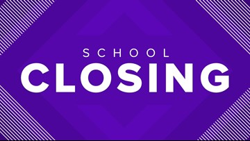 LIST: School closings and delays in South Carolina caused by Hurricane Michael